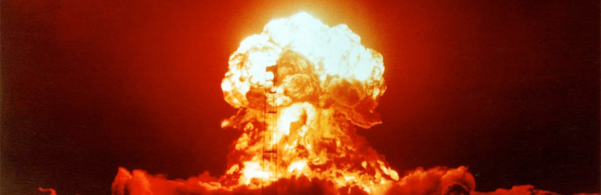Why I Don't Worry about Nuclear War